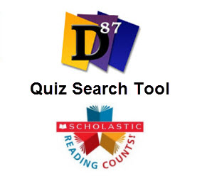 District 87's Quiz SearchTool